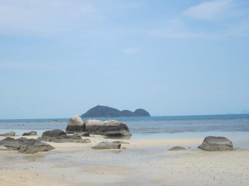 Strand in Koh Phangan